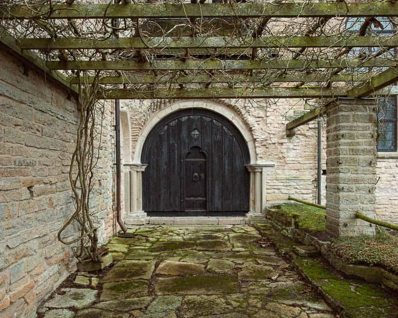Vreta Klosterruin