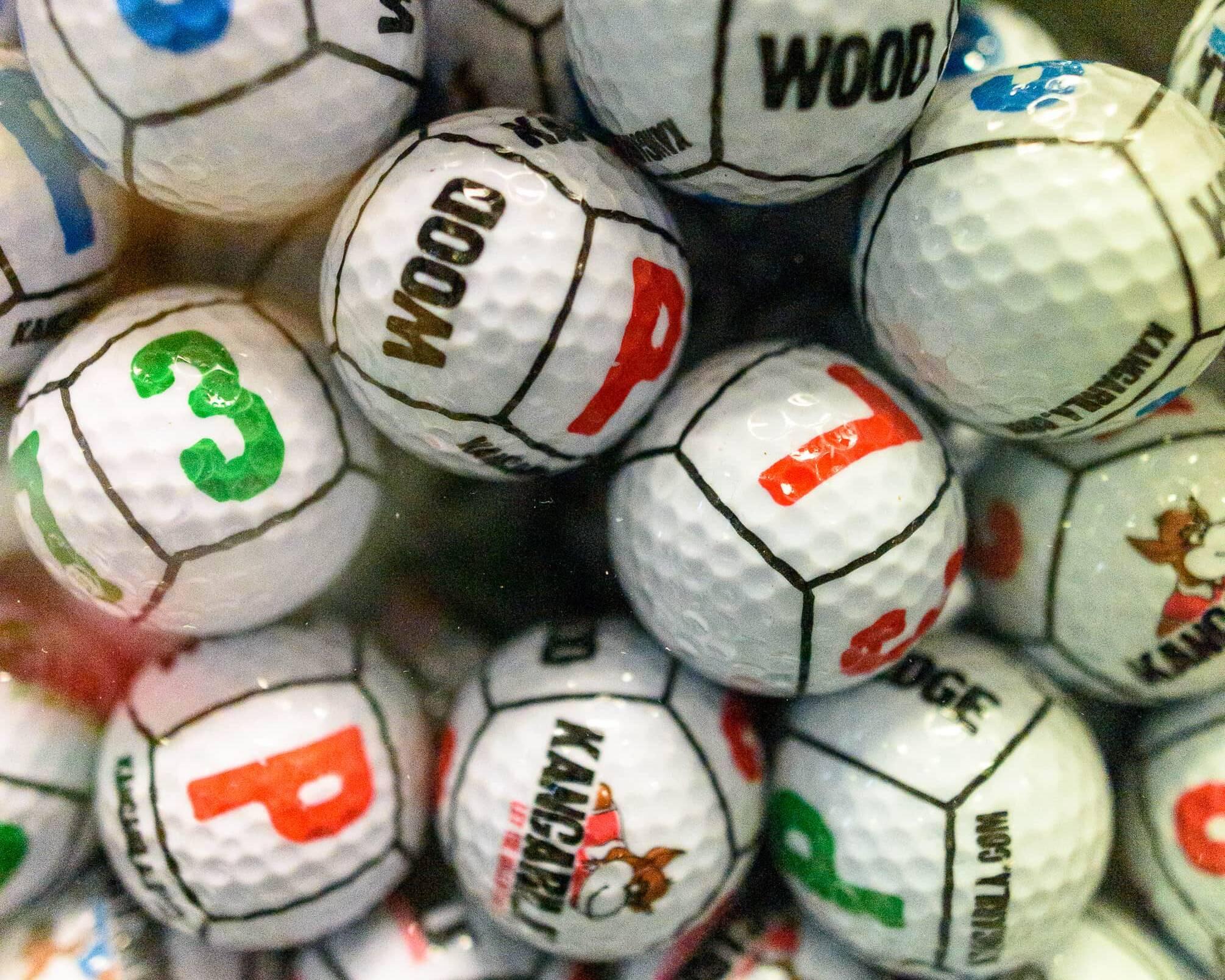 Tonkins Golfbollsmuseum 4