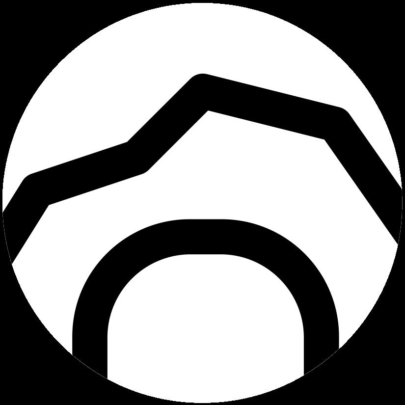 Udda Utflykter Logotyp Vit