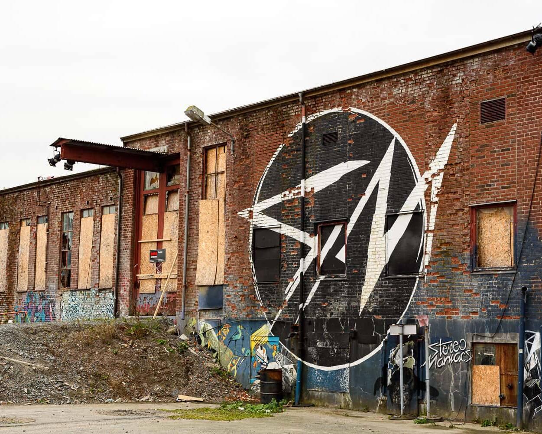Gothenburg Film Studios - Graffiti