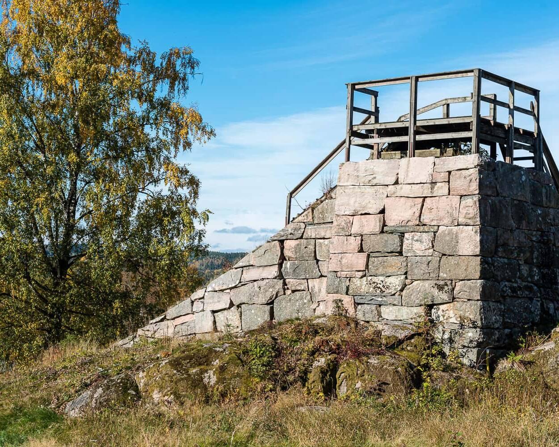 Hindås Hoppbacke - Granitbacken