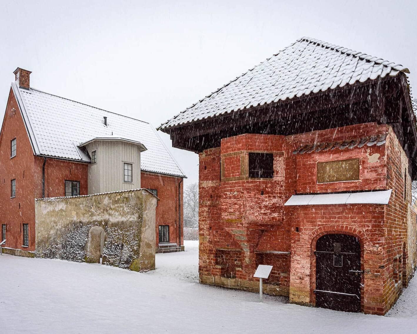 Hospitalsmuseet & Mårten Skinnares hus