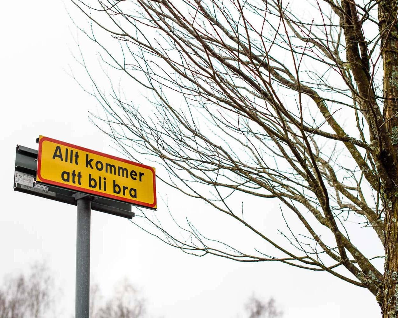 Konst i Viskafors - Allt kommer att bli bra