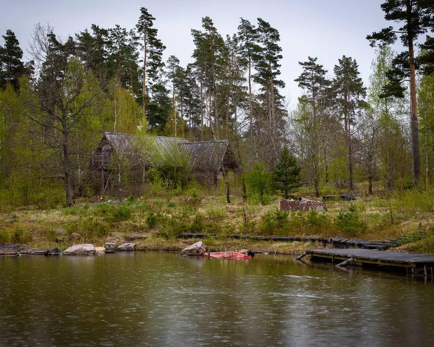 Äventyrslandet Kinnekulle - Medeltidens Värld