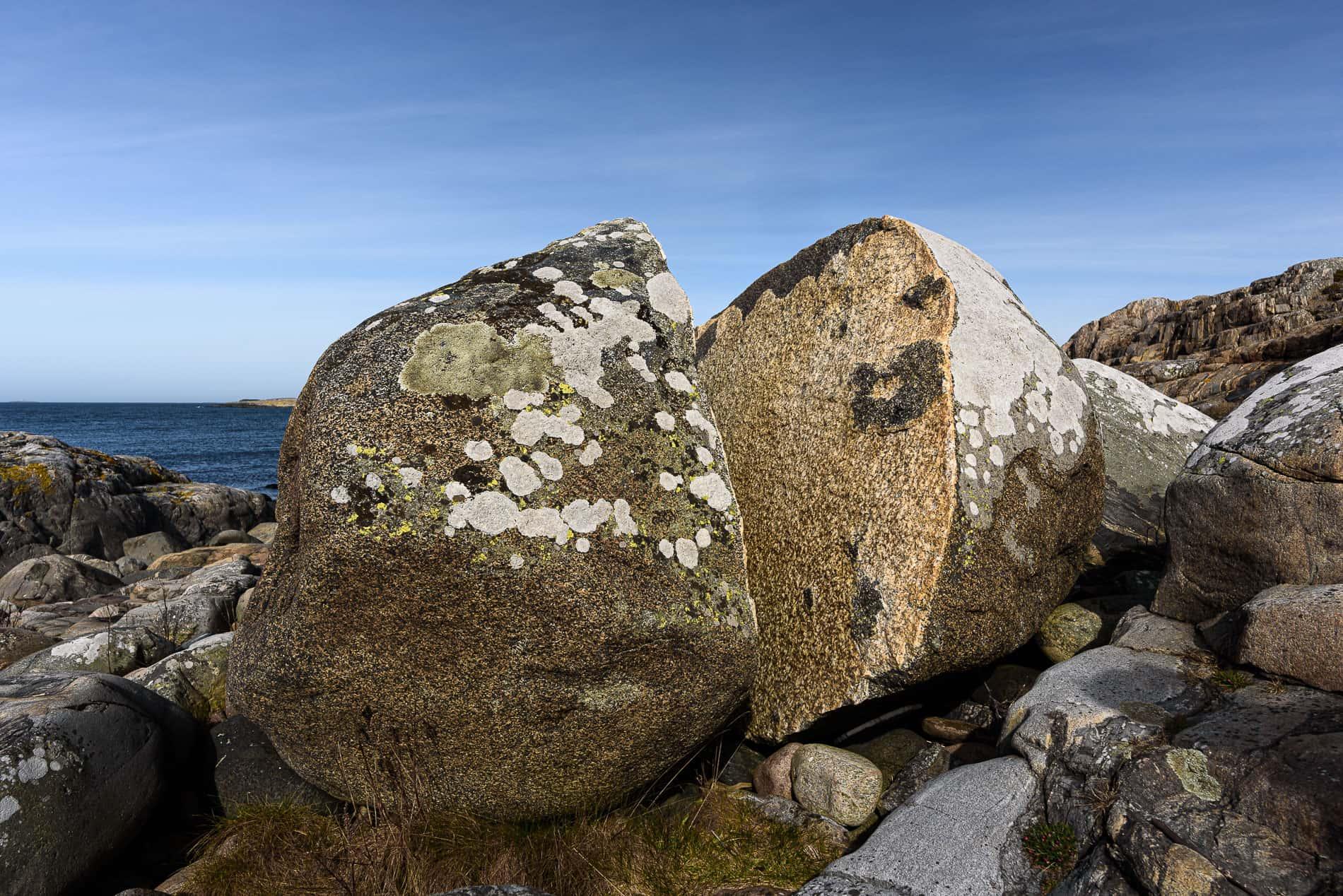 Klyvna Stenen på Hyppeln