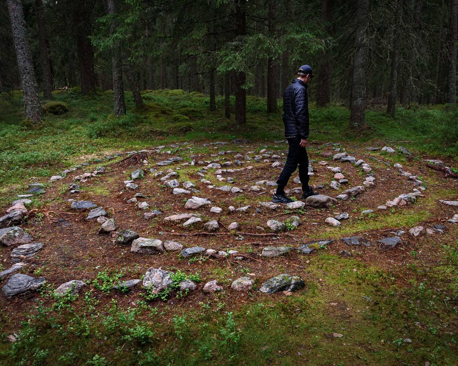 Labyrinten i Hedared