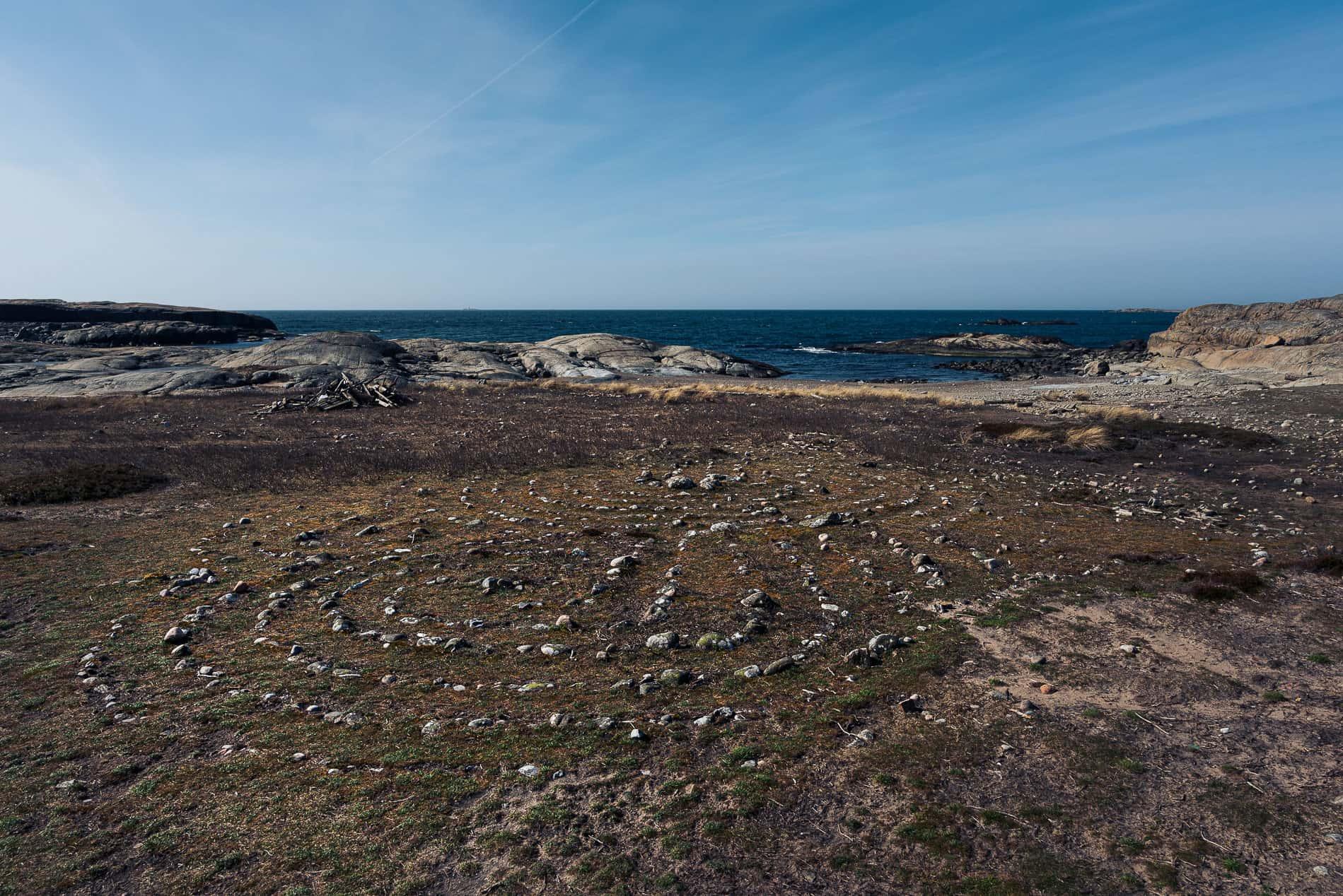 Labyrinten på Rörö