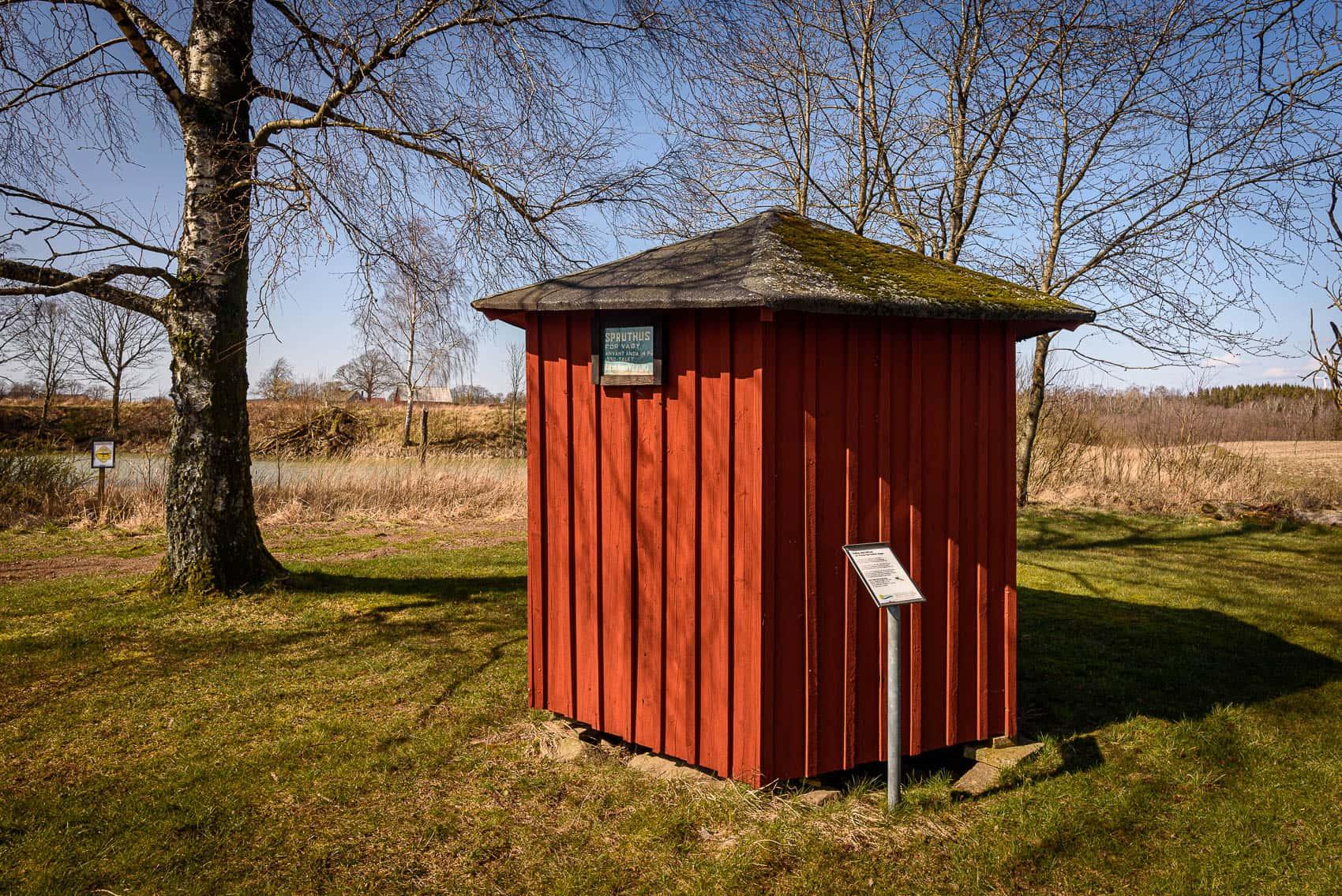 Spruthuset i Väby