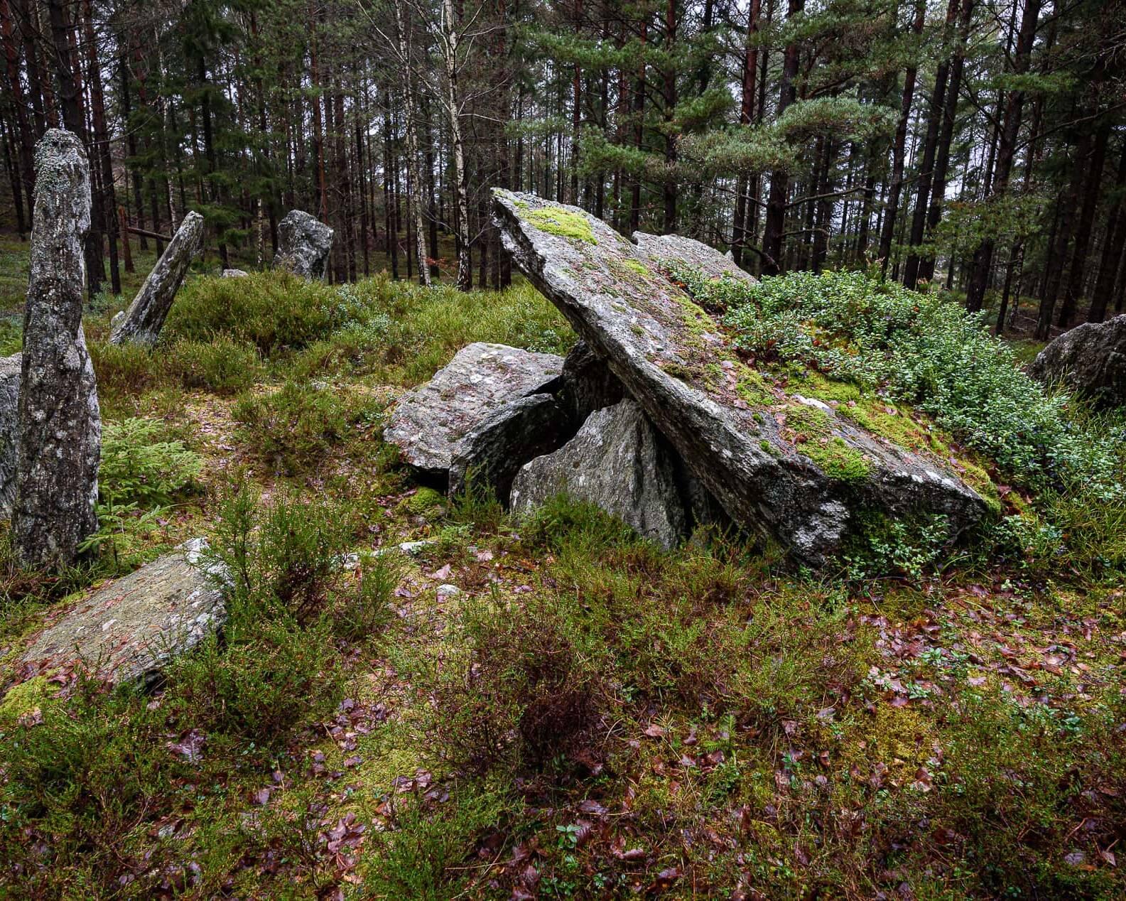 Megalitgraven Torebo Altare