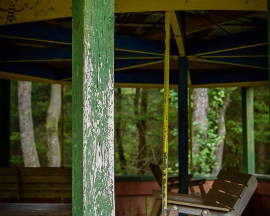 Gunnars Karusell - Karusellen i skogen
