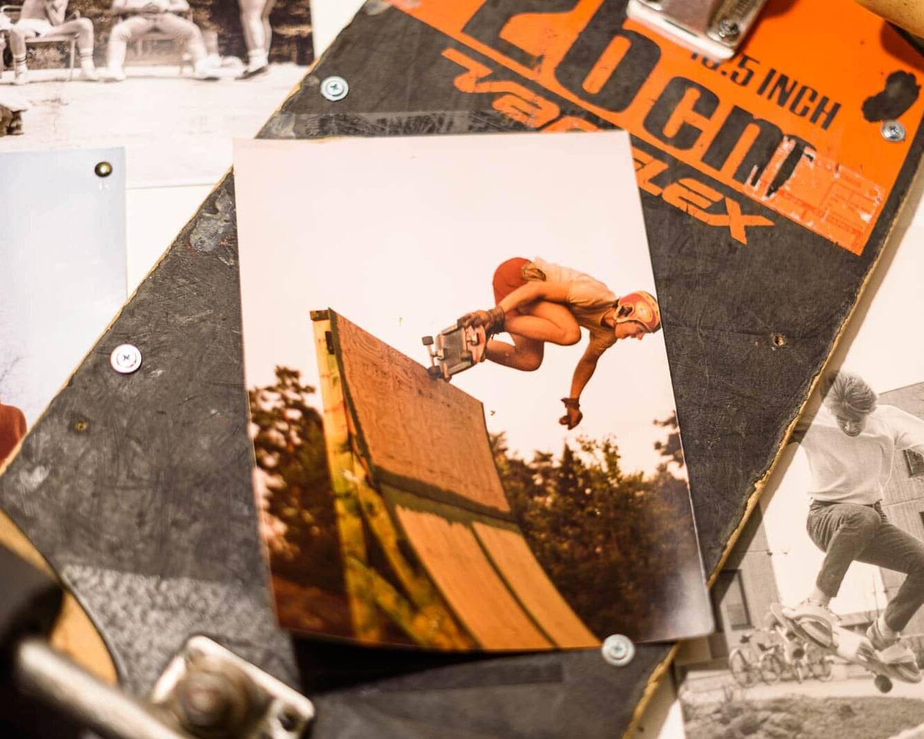 Skateboardmuseum Borghamn