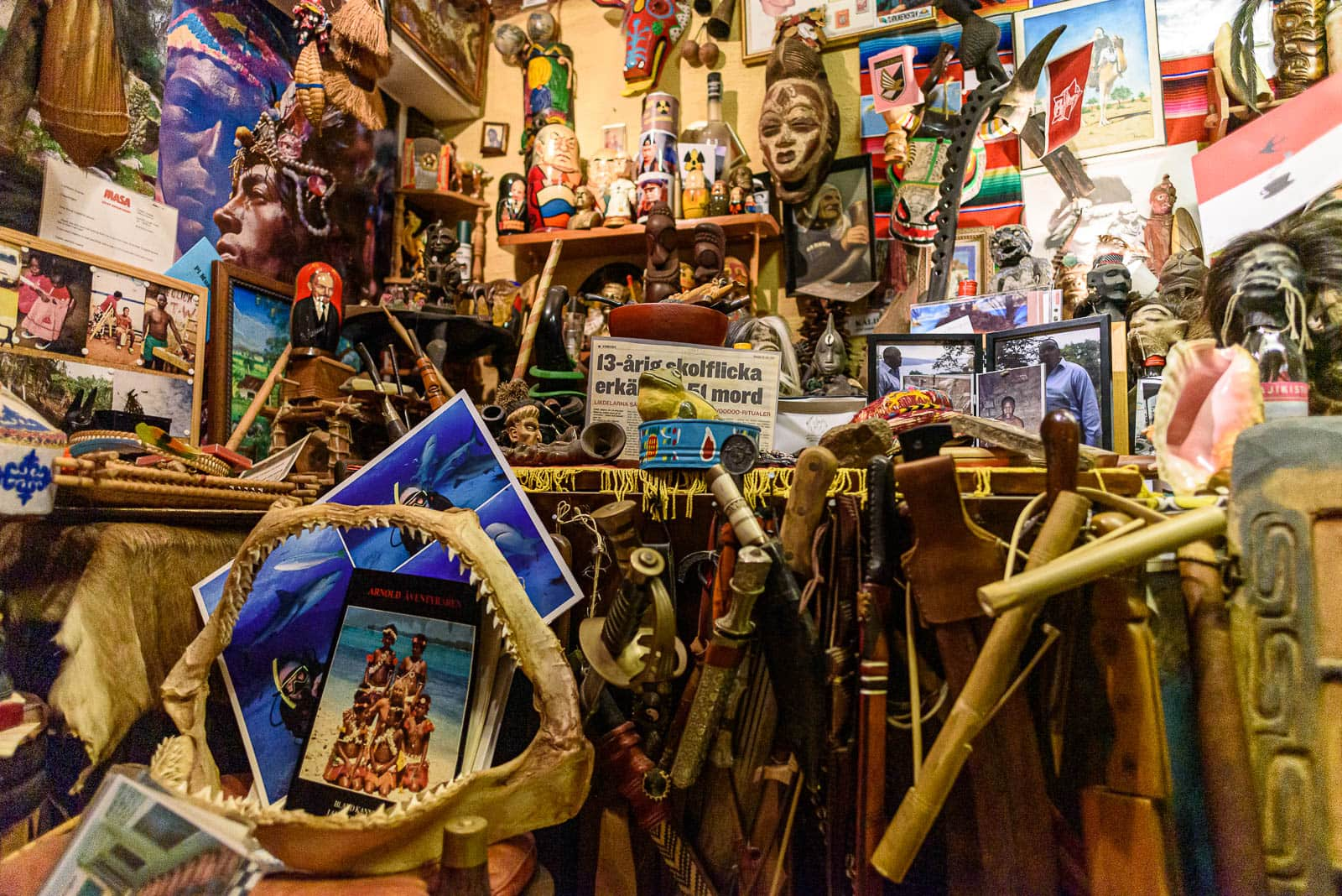 Arnolds Kannibalmuseum