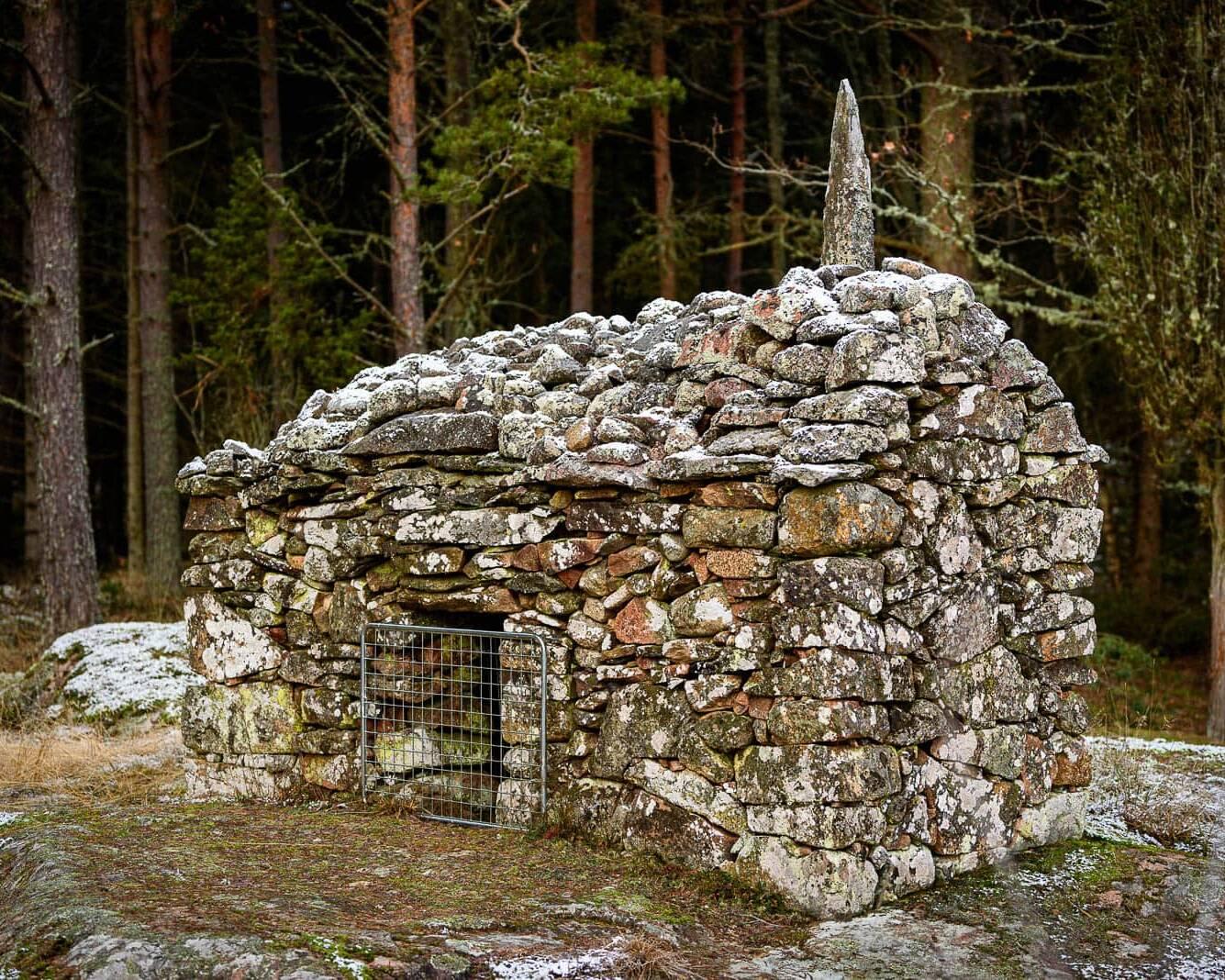 Miniatyrkyrkan i Stavreberg
