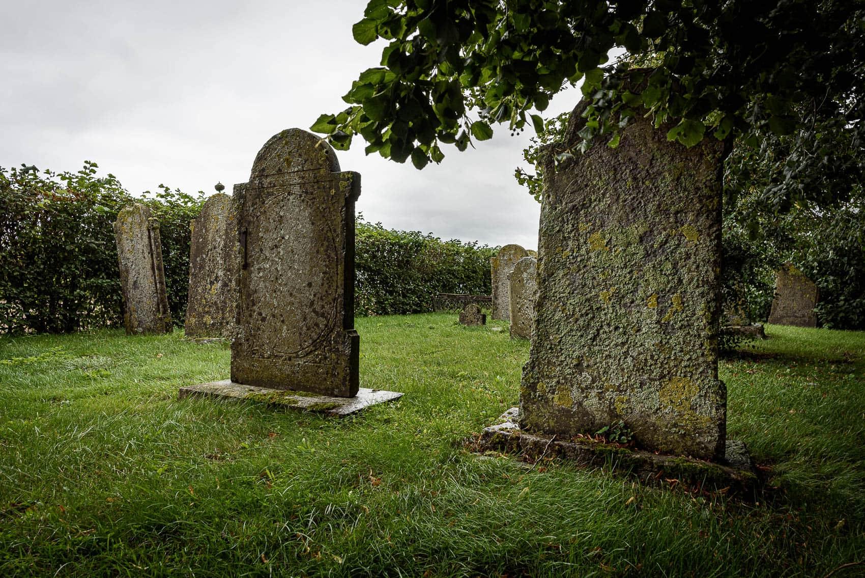Lilla Isie Gamla Kyrkogård