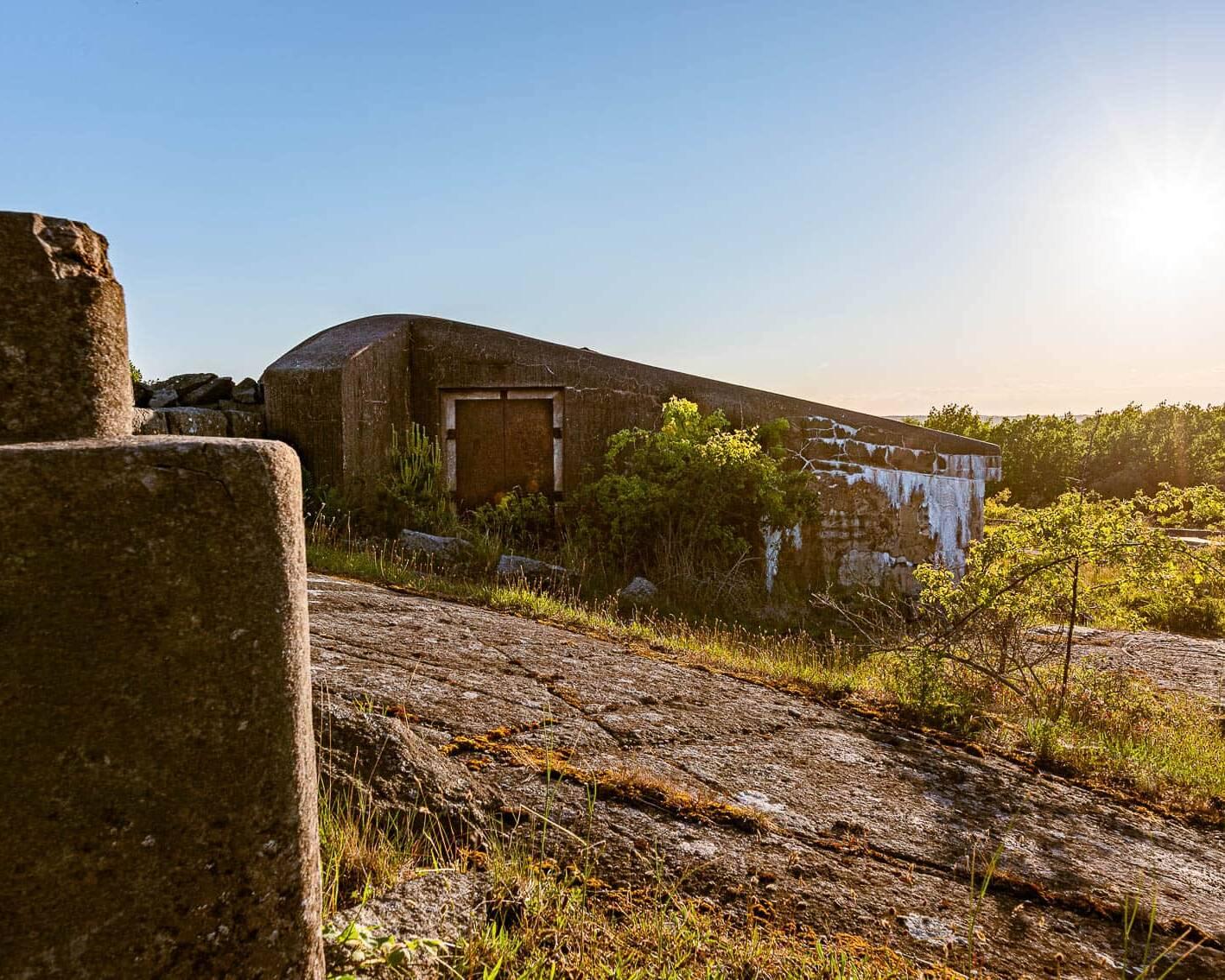 Kommandoplats Batteri Stenbrottet