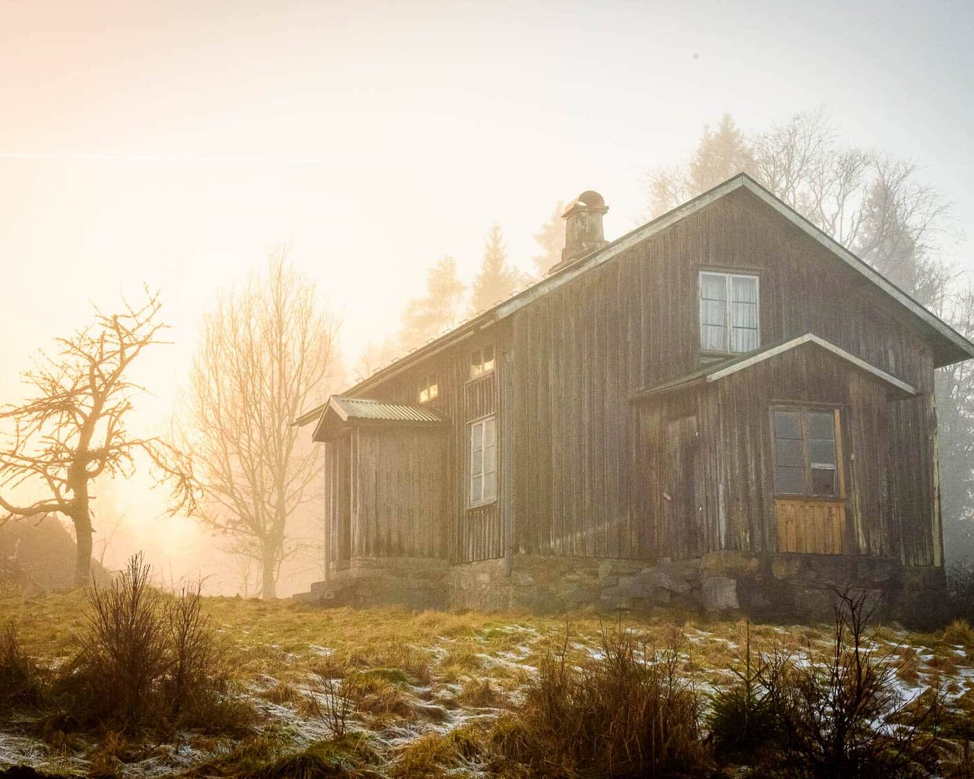 Svenska Ödehus - Exteriör