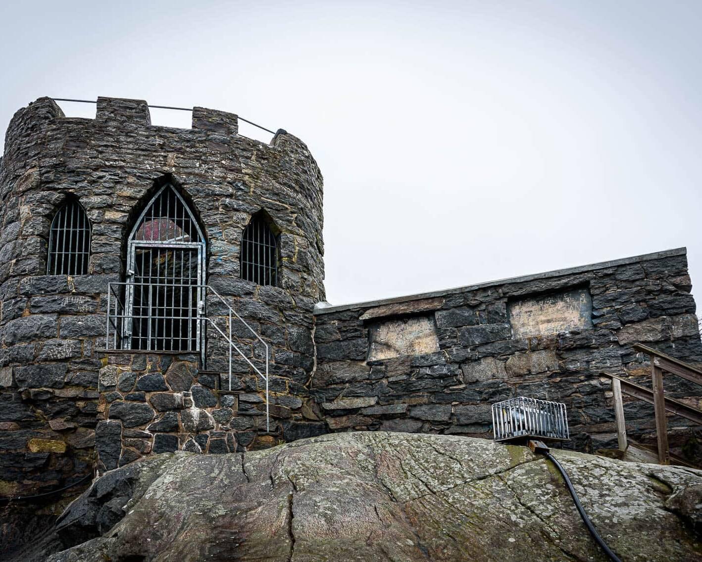 Borgen på Kyrkåsberget