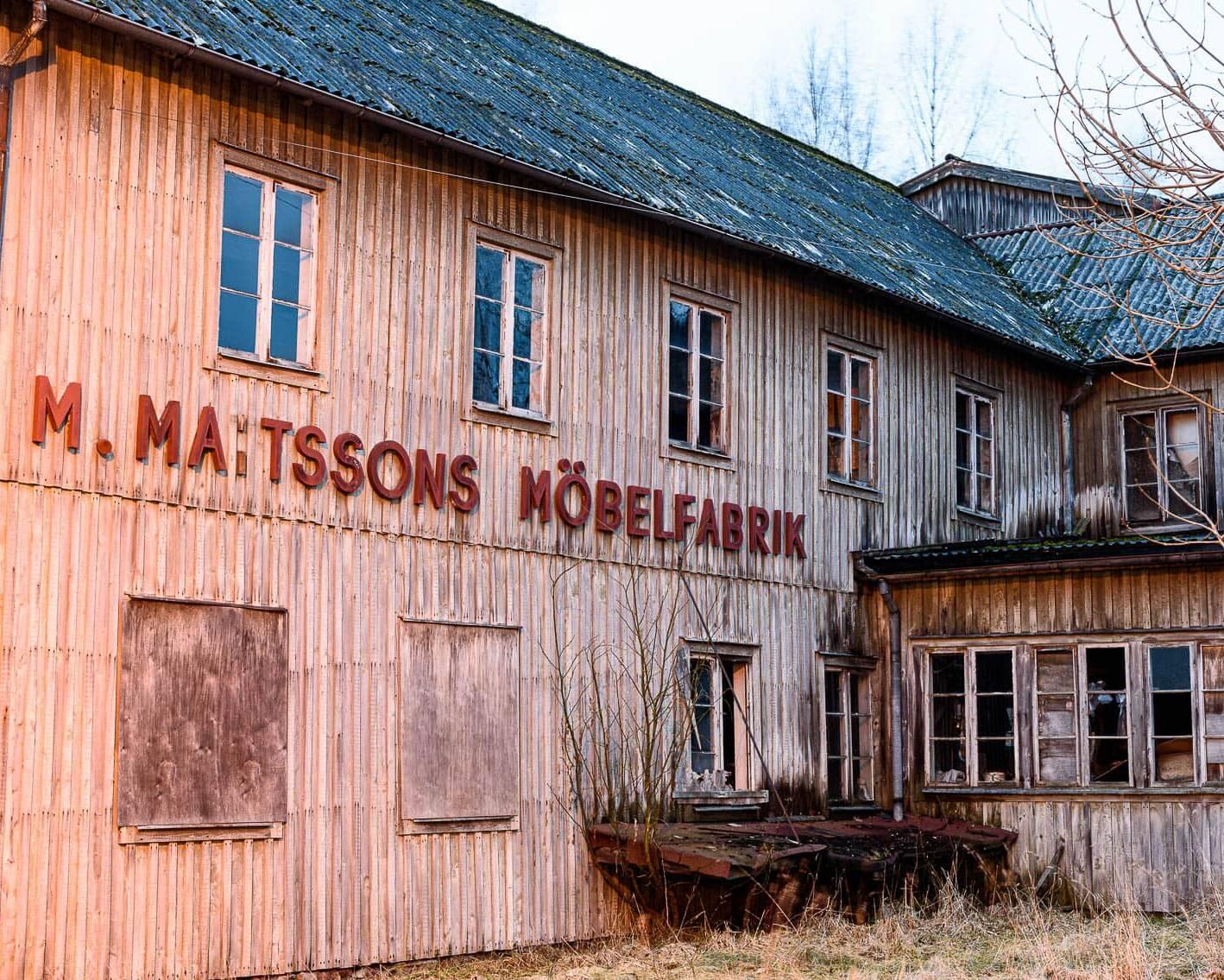 Mattssons Möbelfabrik