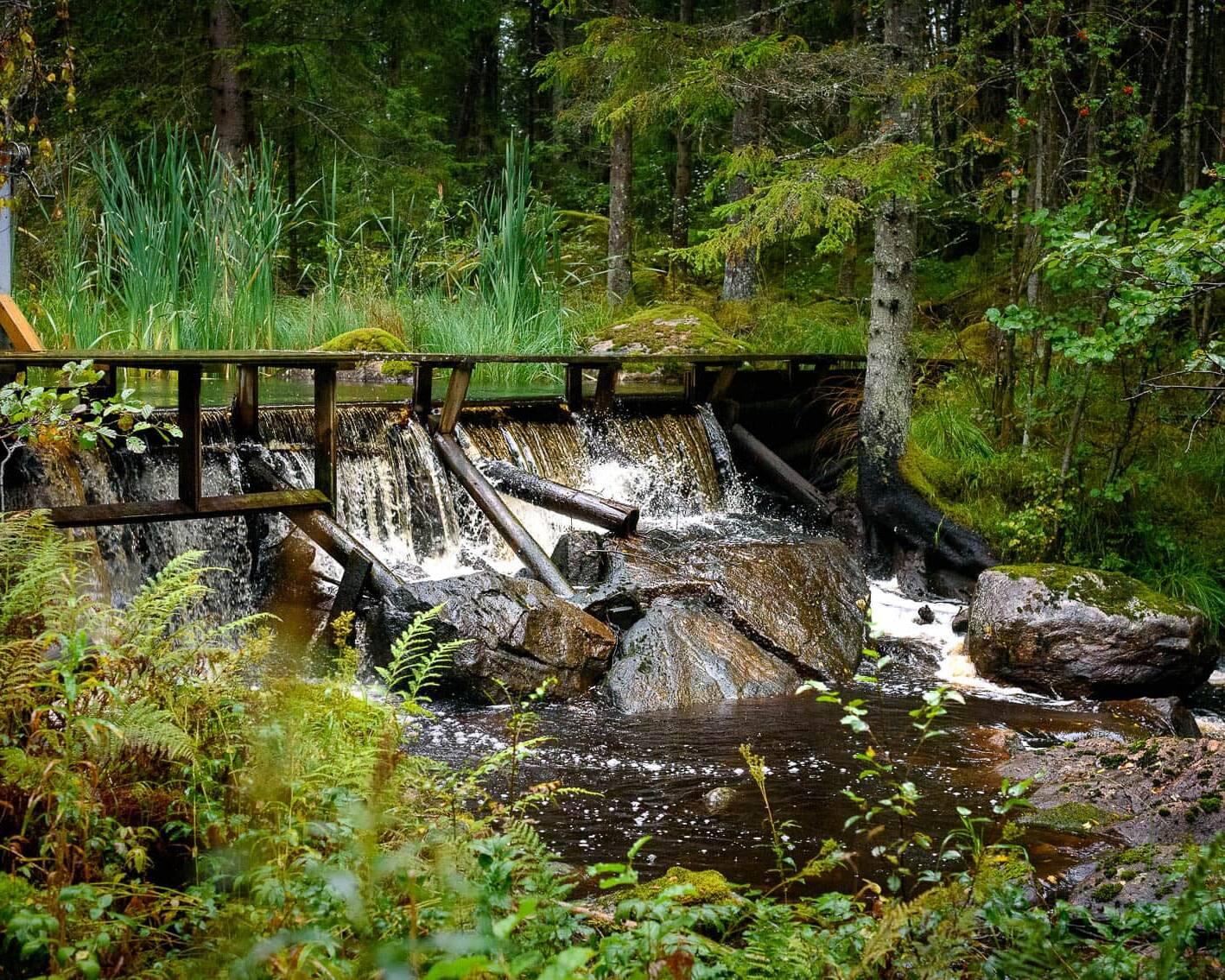 Hultaström Såg i Bredared