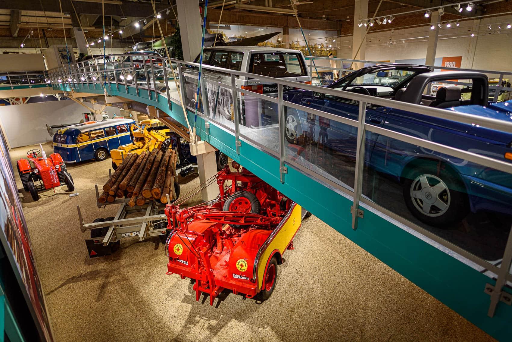Volvo Museum i Arendal